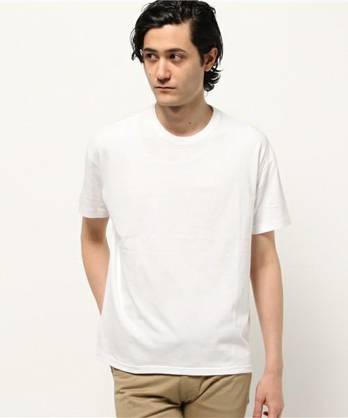 オーラリー 夏 Tシャツ メンズ