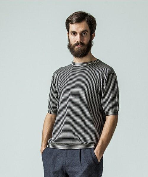 コモリ Tシャツ メンズ
