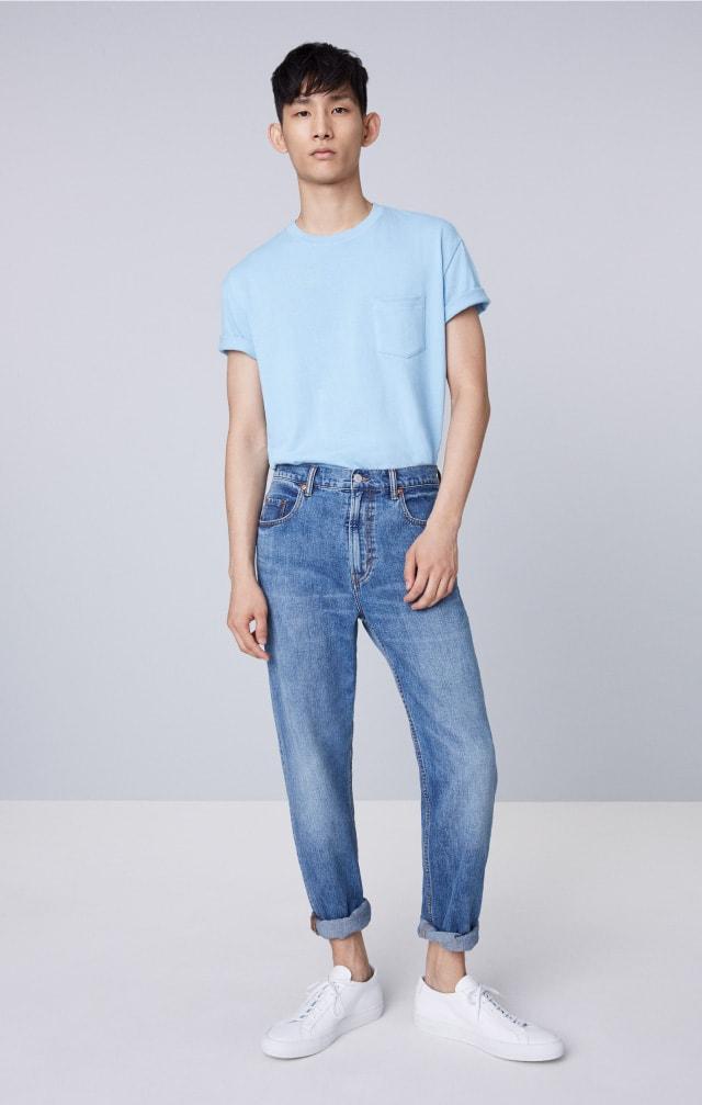 タックイン メンズ Tシャツ