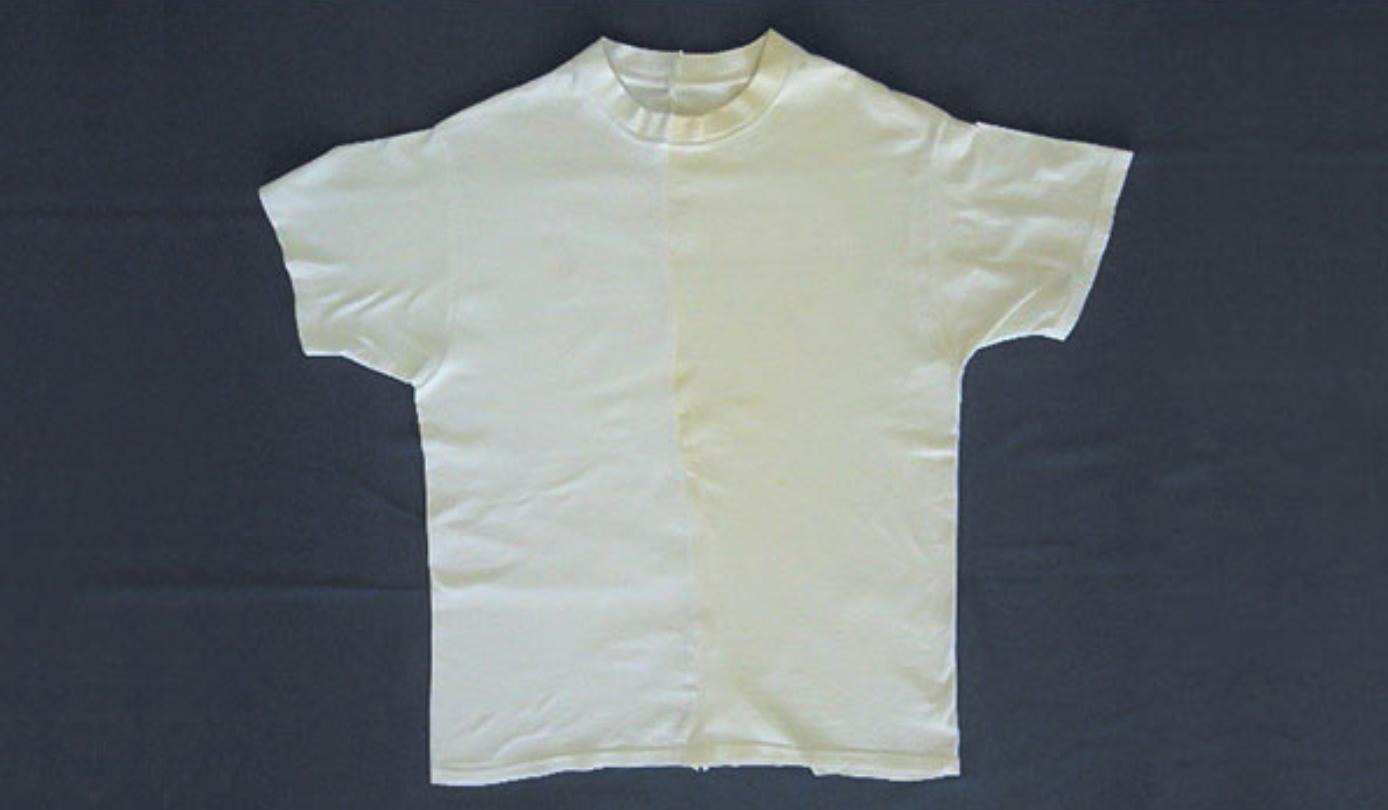 ワイシャツ 脇 の 黄ばみ
